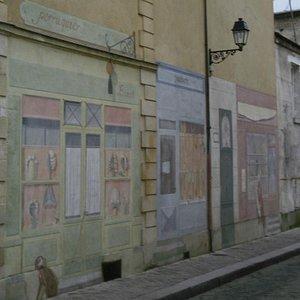 Rue Mazière