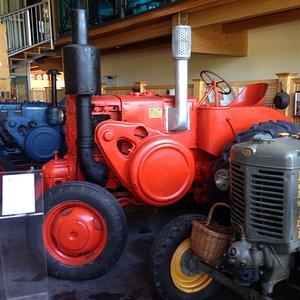 Museo del trattore