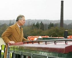 HRH Prince Charles on his 3rd Visit in 2008