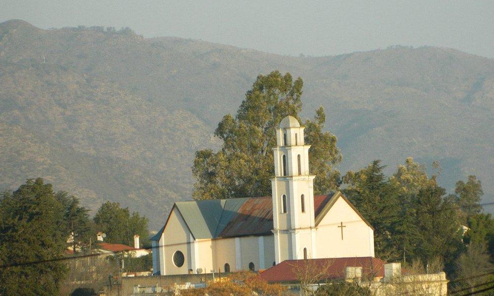 Iglesia de Rio Ceballos