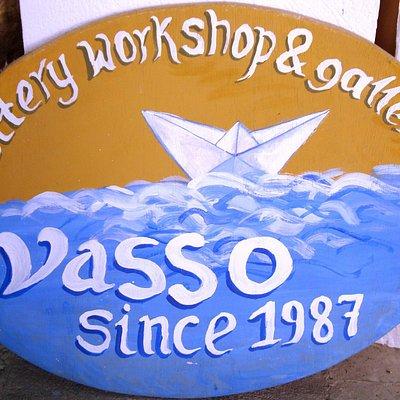 Vasso Handmade pottery - Kefalos - Kos