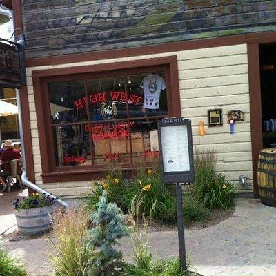 High West Distillery & Saloon, Park City