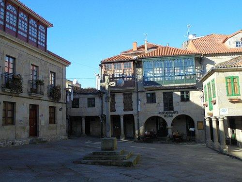 Plaza de la Leña