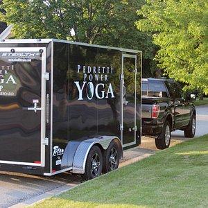 Pedretti Power Yoga LLC SUP Yoga