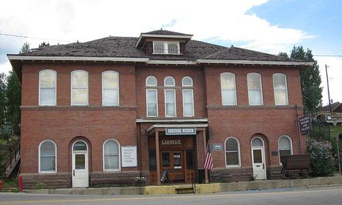 Heritage Museum exterior.