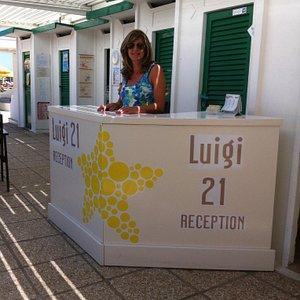Bagni n.21 Luigi