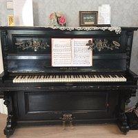 """Уникальное пианино """"Иркутск"""". Было выпущено всего 50 инструментов!"""
