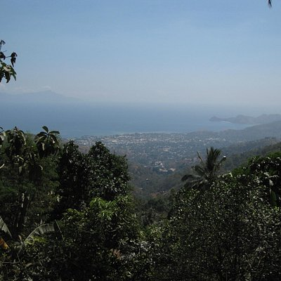 View of Dili from Dare