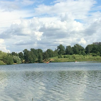 Пенягинский пруд