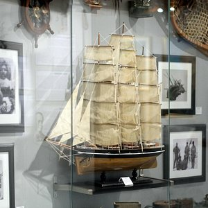 Polar explorers exhibition