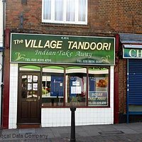 The In front of The Village Tandoori