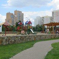Москва. Парк имени Артёма Боровика