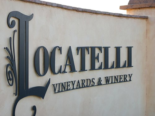 Entry Sign to Locatelli