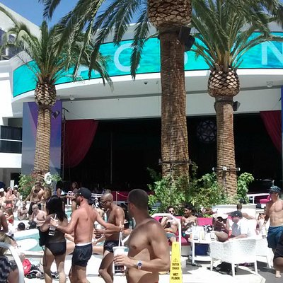 Drai's Pool party