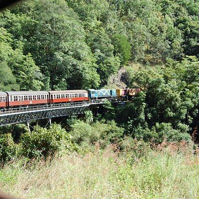Kuranda Scenic Railway   (KSR.com.au)