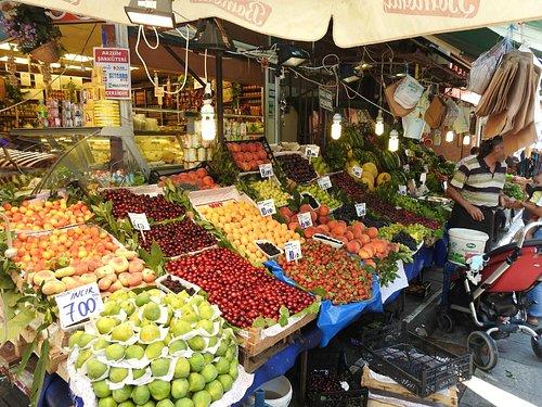 Kadiköy Markets