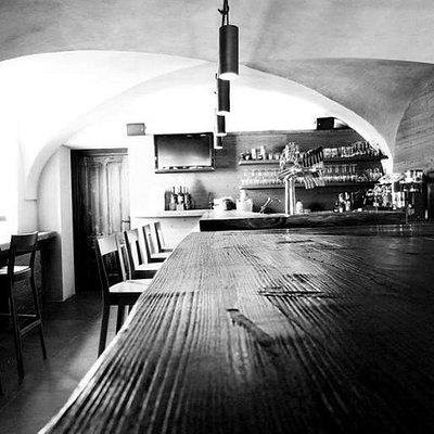 Bancone Bar Stella d'Oro