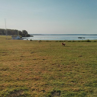 Lac de Madine côté Heudicourt