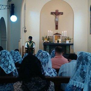 Misa Tradisional Latin