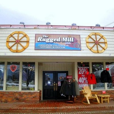 Our Store Front In North Conway Village