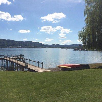 Ein wunderschöner Fleck am See