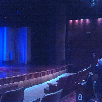 Sala do Teatro.