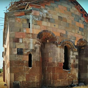 Saint John Church in Voskevaz, Armenia