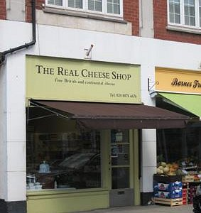 Best cheese in Barnes