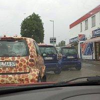 Pizza Attack