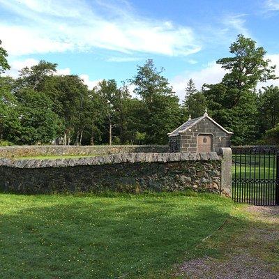 Mausoleum Grounds