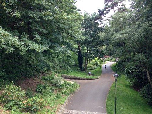 Boscombe Chine Gardens