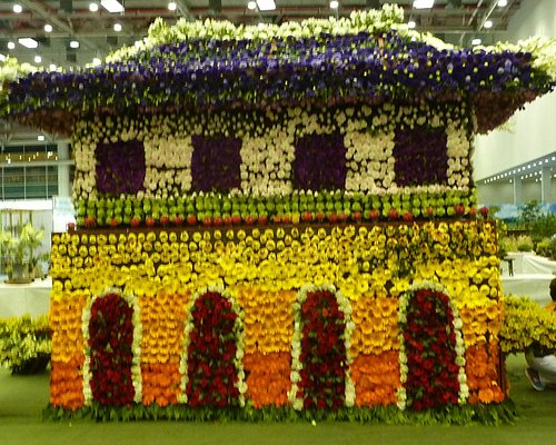 temple of flowers