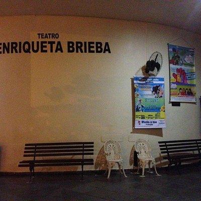 Teatro Henriqueta Brieba