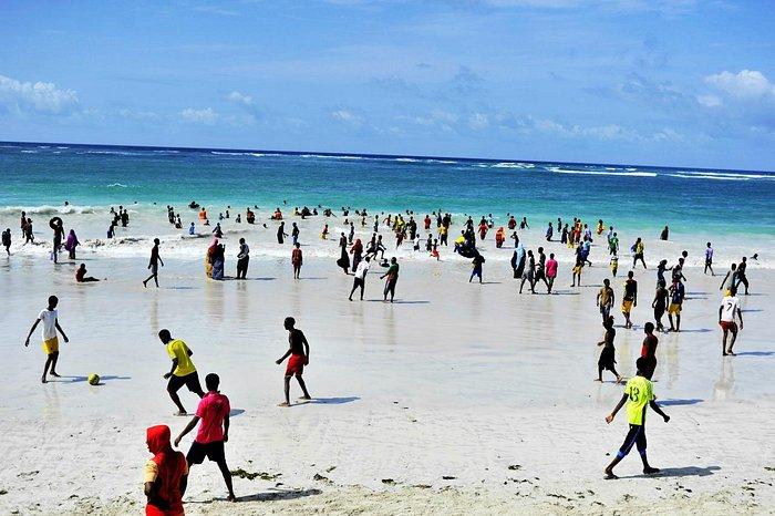 Mogadishu Beach,Somalia