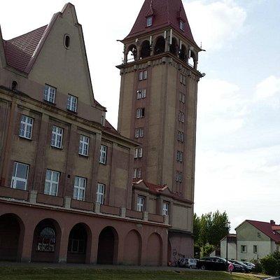 Wieża widokowa Władysławowo - widok ogólny
