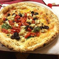 Questa entra nalla mia top3 delle pizze migliori.