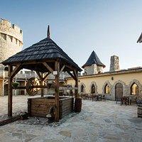 Warownia Inwałd - Park Średniowieczny