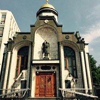 Храм-часовня Казанской Божией Матери