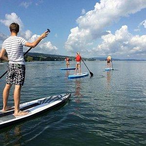 Tour von Konstanz auf die Insel Reichenau