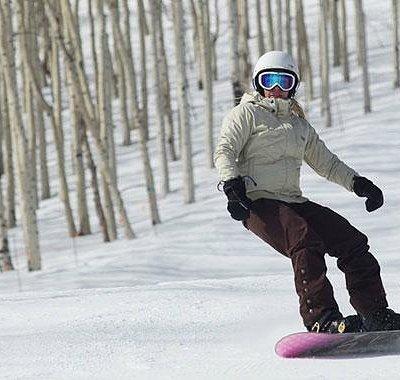 Snowboard Carve