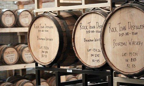 Rock Town Barrels