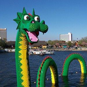 Brickley the Sea Serpent
