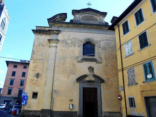 Facciata di Santa Maria Maddalena