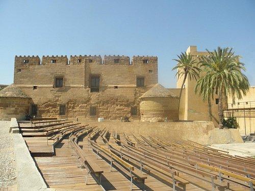 Castillo - Anfiteatro
