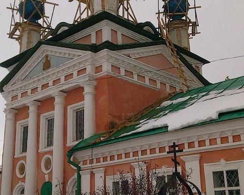 """Церковь царевича Дмитрия """"на поле"""""""