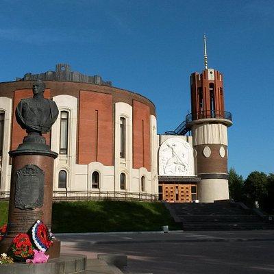 Музей Г.К.Жукова, в одноименном городе, расположенном в Калужской области