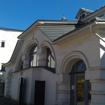 Палаты купца Меншикова