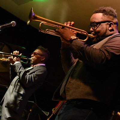 The Jazz Gallery - Roy Hargrove