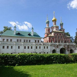 Novodevichy Monastery- Moscow, Russia