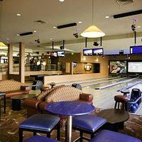 Bowling at Crush Ultra Lounge